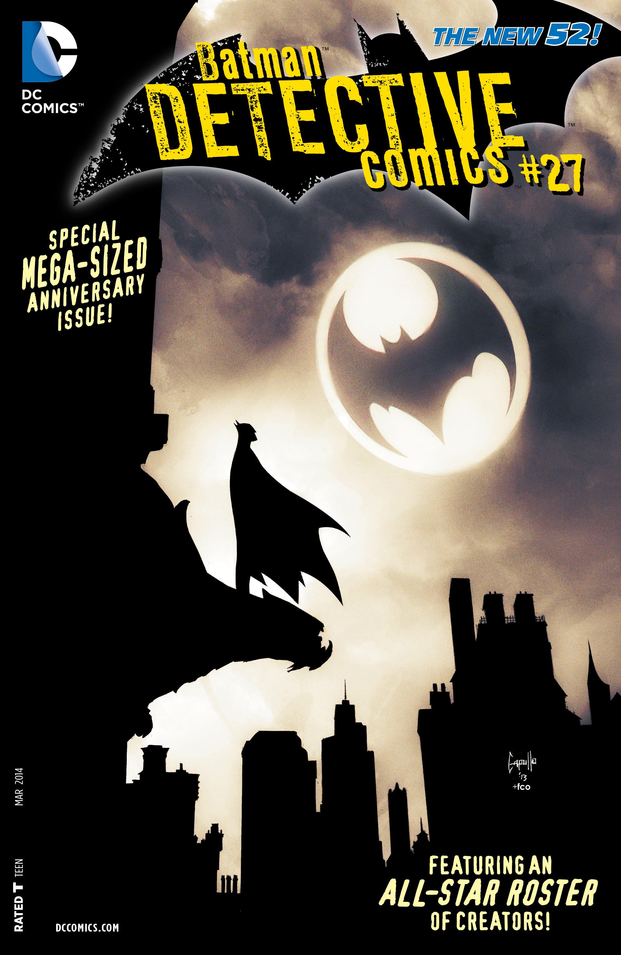 Detective Comics (2011) 27 Page 1
