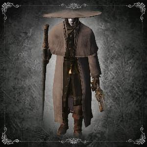 Church Servant (Cane & Pistol)