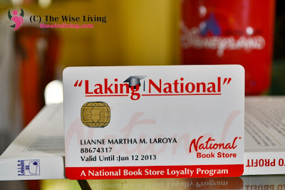laking national national bookstore card