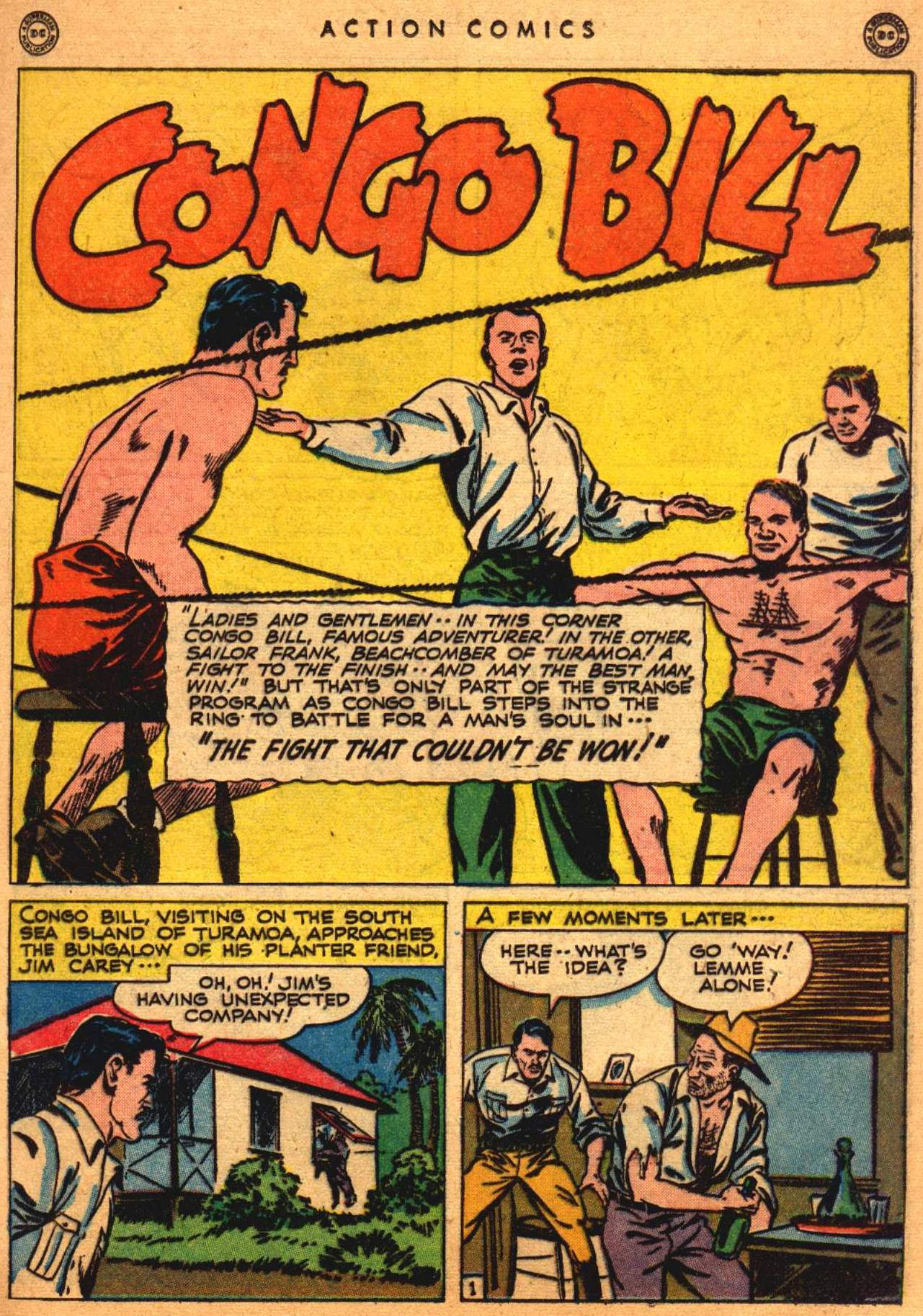 Read online Action Comics (1938) comic -  Issue #108 - 16