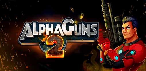 تحميل Alpha Guns 2 مهكرة كامل