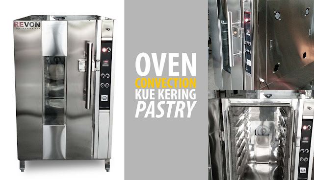 Oven Convection Murah, Spesialis Kue Kering & Pastry