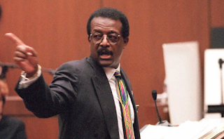 Larry Elder Remembers Johnny Cochran's O.J. Simpson Closing Argument--Sort Of