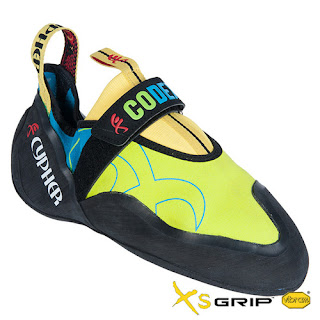 www.boulderingonline.pl Rock climbing and bouldering pictures and news Review: Cypher Codex Climbing Shoe