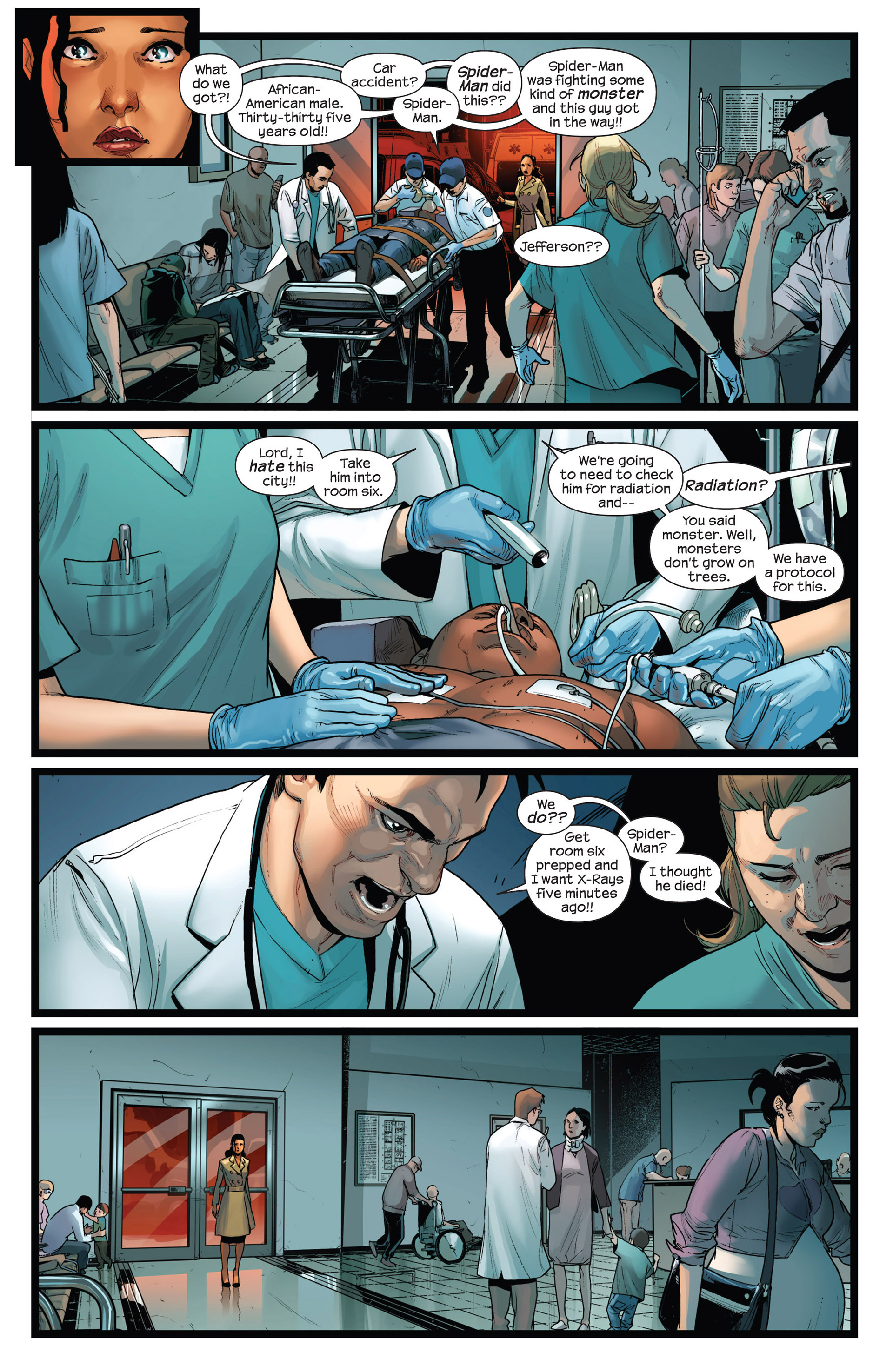Read online Ultimate Comics Spider-Man (2011) comic -  Issue #21 - 5