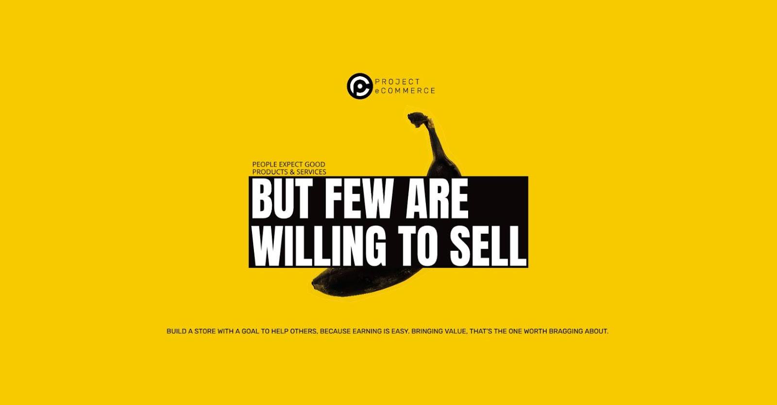Project Commerce is your partner towards online business success
