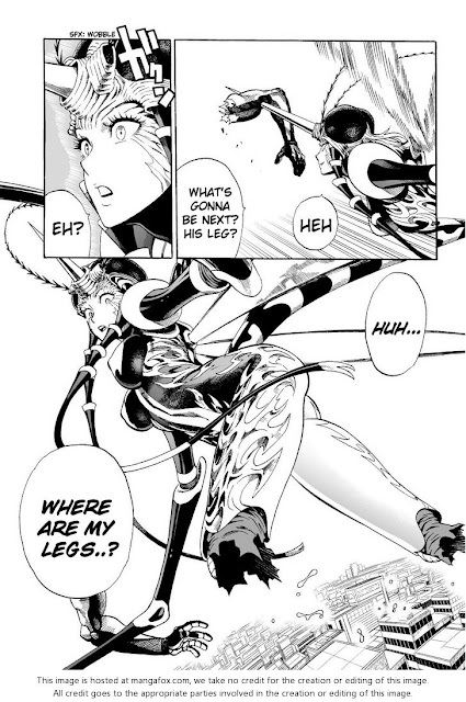 ONE PUNCH MAN CHAPTER 6 Page 6