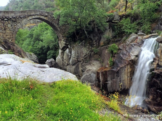 Puente de Misarela, Parque Nacional de Peneda-Gerés