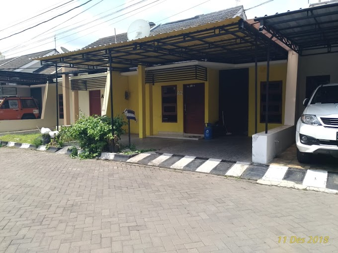 Rumah minimalis siap huni dalam Perumahan area Wirosaban Kodya