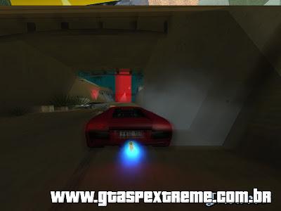 Mod Racha Noturno para GTA San Andreas