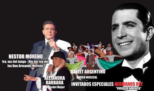 Festival Internacional de Tango Carlos Gardel 2