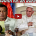 Totoong Baho ni De Lima ikakagulat ni Pope Francis!