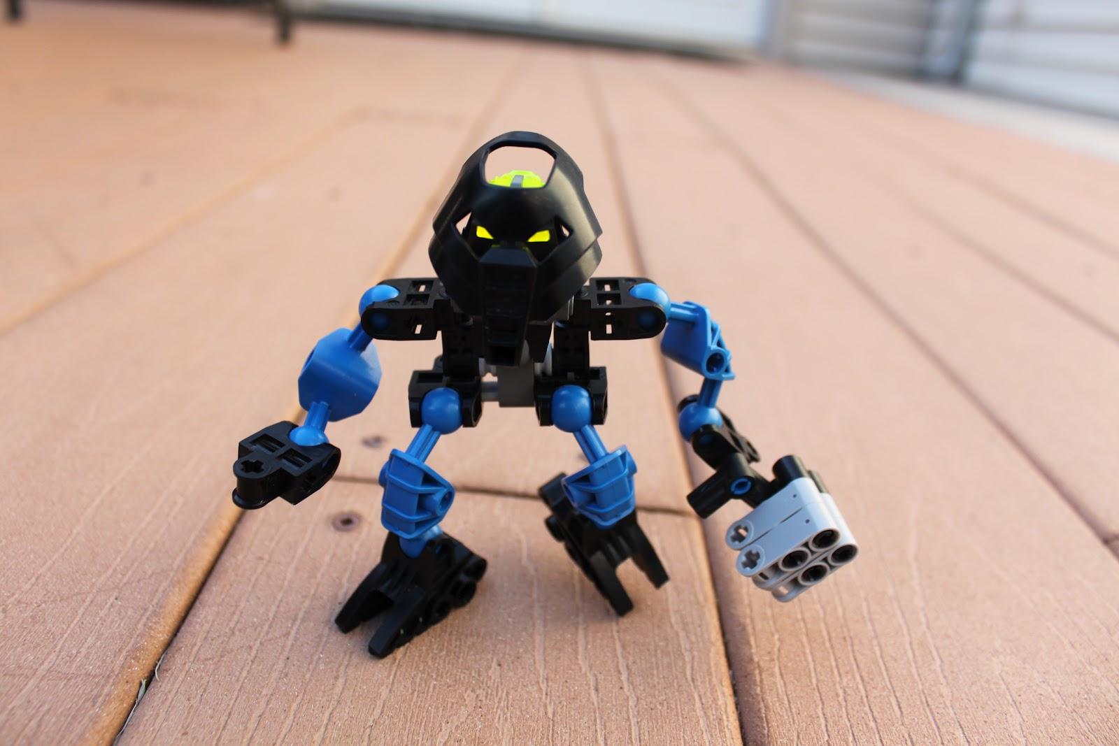 Epic Bionicle Mocs Me Ibionicle Style