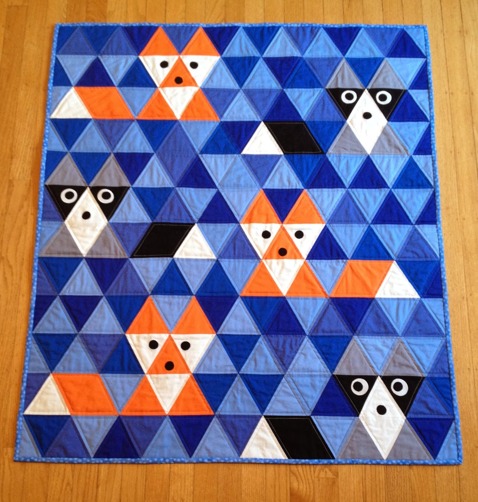 Sew Fresh Quilts: Equilateral Triangle Quilt Along : equilateral triangle quilt tutorial - Adamdwight.com