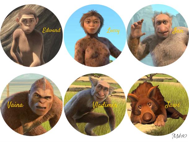 Reino de los monos pelicula estreno jamel bebbozou
