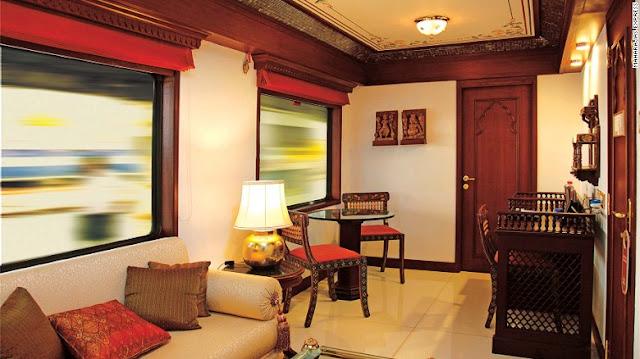 Maharajas' Express: Delhi to Mumbai