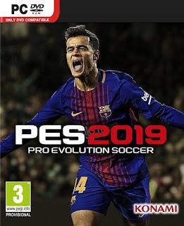Download Pro Evolution Soccer 2019 complete -cpy