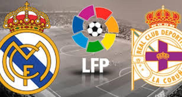 نتيجة مباراة ريال مدريد وديبورتيفو لاكورونيا 6-2 اليوم الاربعاء 26-4-2017 في الدوري الإسباني