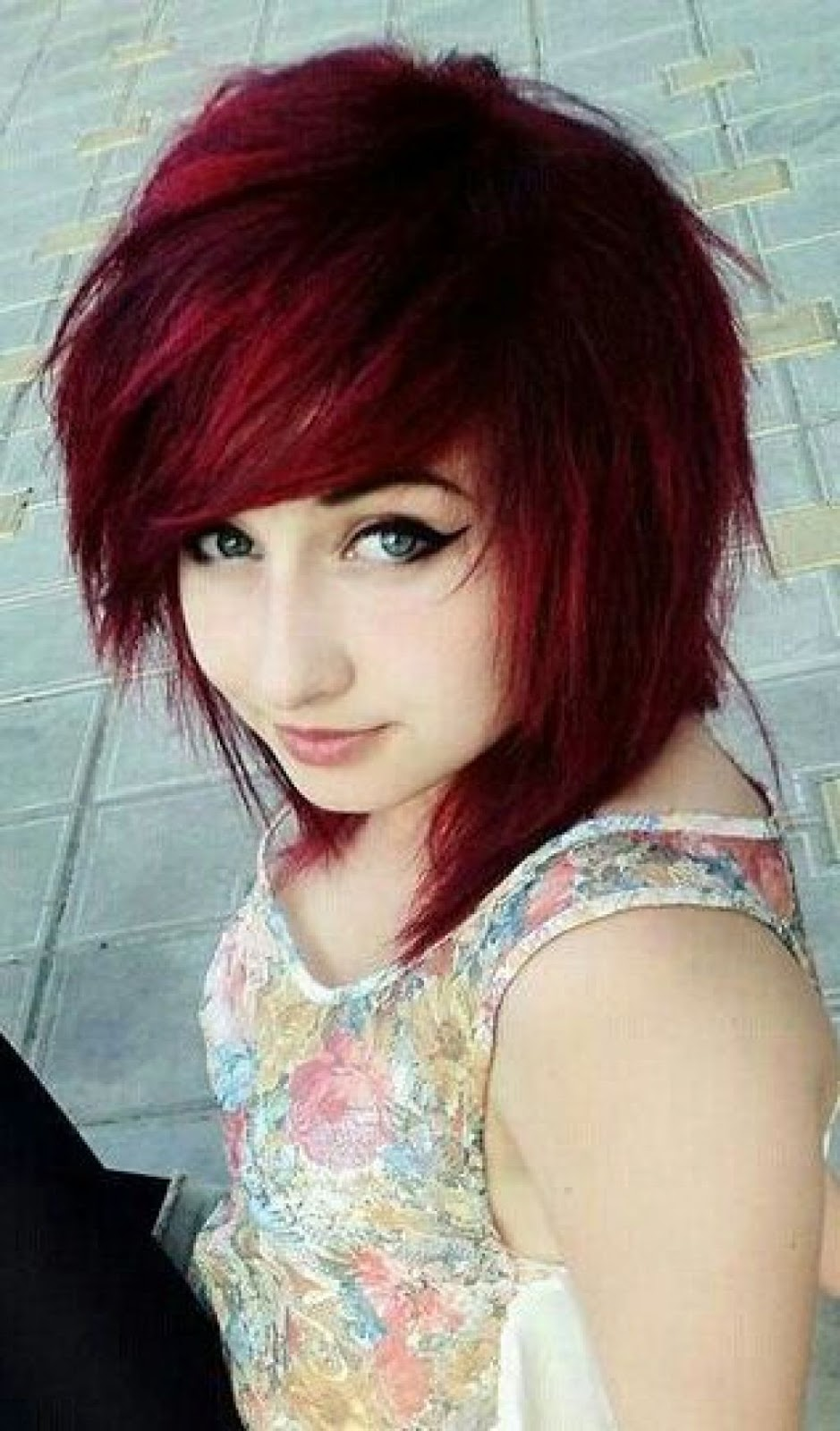 Emo Punk Hairstyles For Men And Women The Best 2016