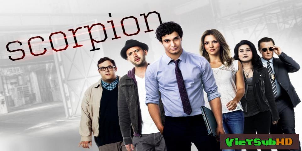 Phim Bọ Cạp (phần 4) Tập 22/22 VietSub HD | Scorpion (season 4) 2017