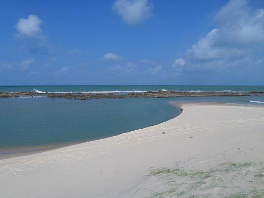 praia camurupim natal
