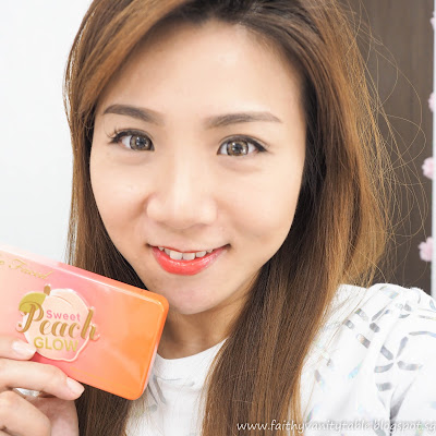 Too Faced Sweet Peach Collection review Singapore