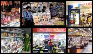 Toko Buku di Kota Surabaya
