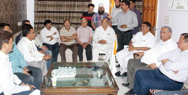 rastriya-panchnad-sena-punjabi-sabha-faridabad-meeting