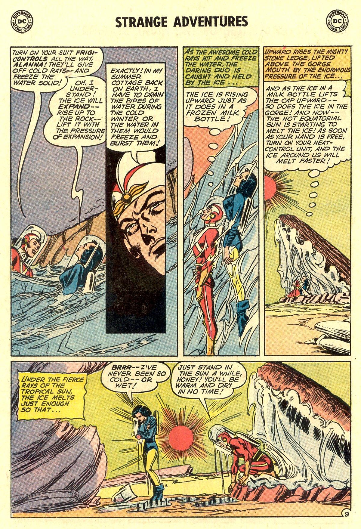 Strange Adventures (1950) issue 236 - Page 18