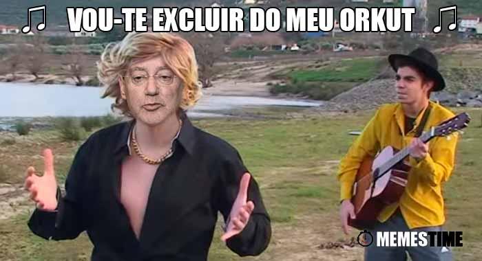 GIF Memes Time… da bola que rola e faz rir - Ao que tudo indica o casamento de 4 anos de Pinto da Costa e Fernanda Miranda terminou em Separação – Vou-te excluir do meu Orkut