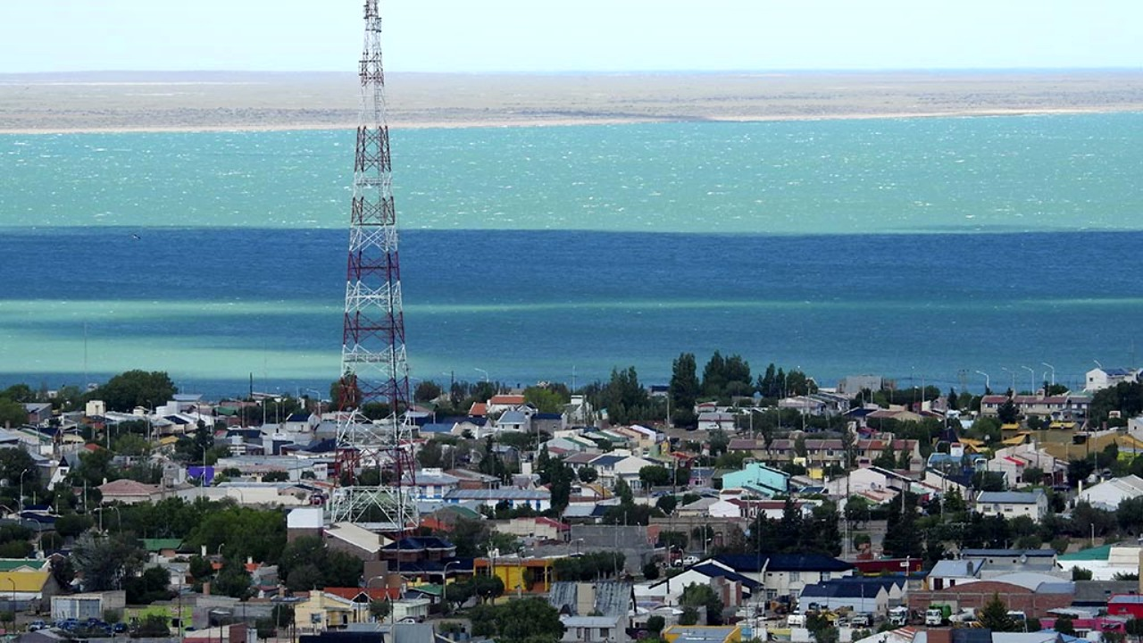 Puerto Santa Cruz | Cidade da Argentina