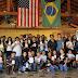 Estudantes de Samambaia visitam Embaixada dos Estados Unidos