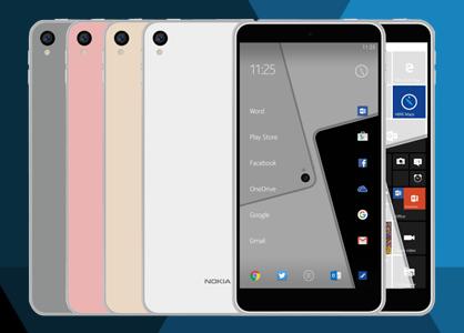 Bocoran Smartphones Android Nokia Terbaru Paling Panas