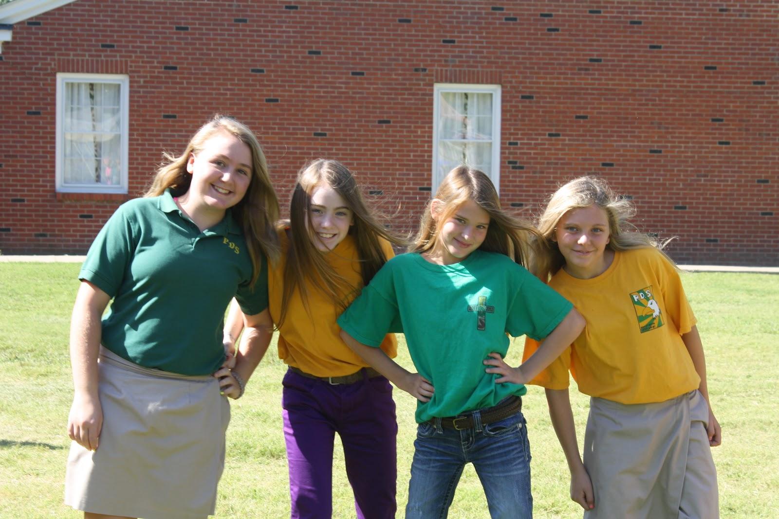 Pds 6th Grade Recess Fun