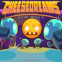 Who say's the moon's not made out of cheese? #PlatformingGames #Nitrome