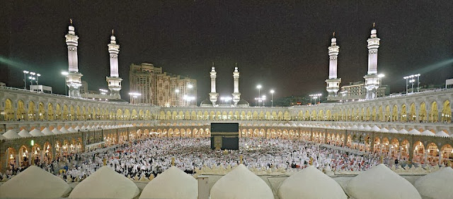 Madina and Makkah Photography