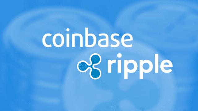 ripple listing on coinbase