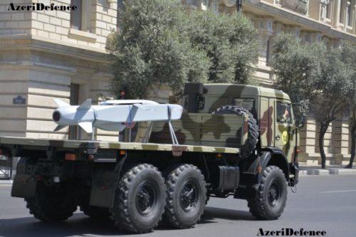 القوات المسلحة التركية تستلم الدفعة الأولى من صواريخ SOM-B1 طويلة المدى Azerbaijan%2Bparades%2Bthe%2BTurkish%2BSOM%2Bcruise%2Bmissile