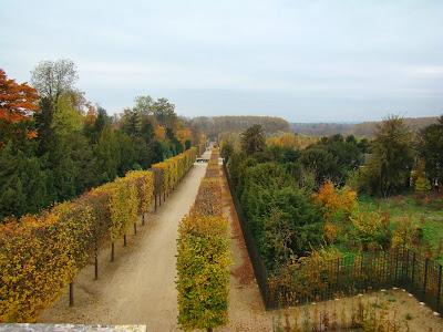 Jardim de Versalhes - Paris - França
