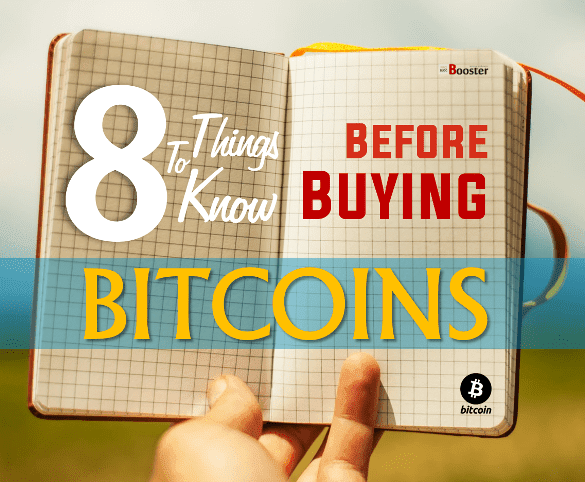 Things To Consider Before Buying BITCOINS