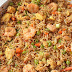 Authentic Chinese Shrimp Fried Rice