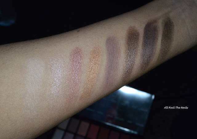 Makeup Revolution New-trals vs neutrals