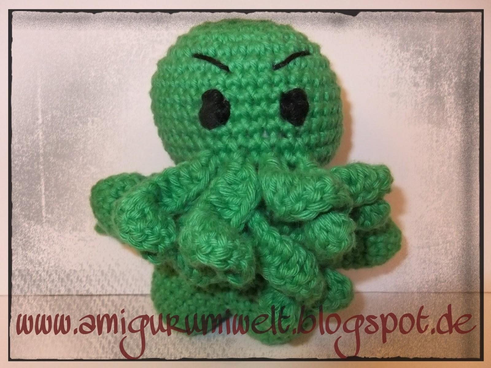 Amigurumi octopus (met afbeeldingen) | Haken, Breien en haken ... | 1200x1600