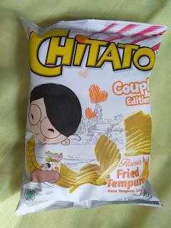 Kemasan Unyu Chitato Couple Edition