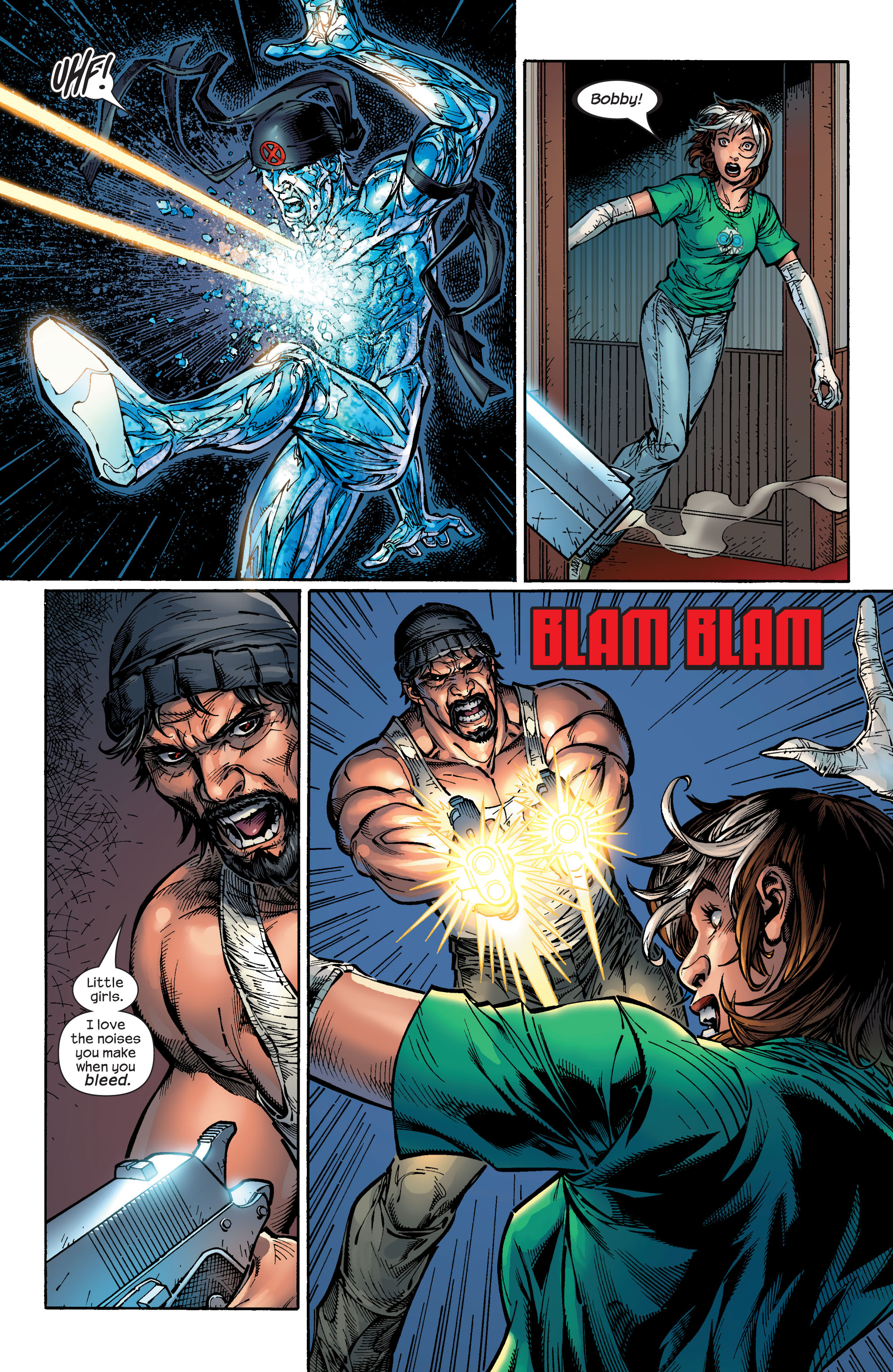 Read online Ultimate X-Men comic -  Issue #49 - 10
