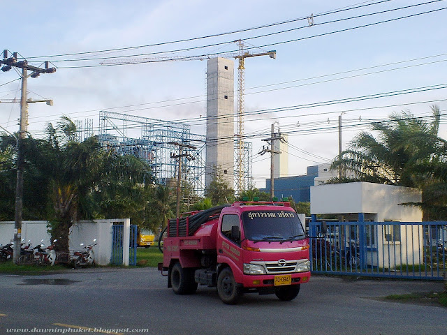 Incinerator Phuket