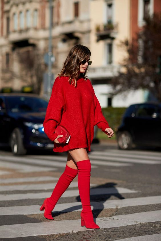 Street Style: Valentines Day Outfit