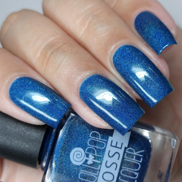Lollipop Posse Lacquer - Sea Secret