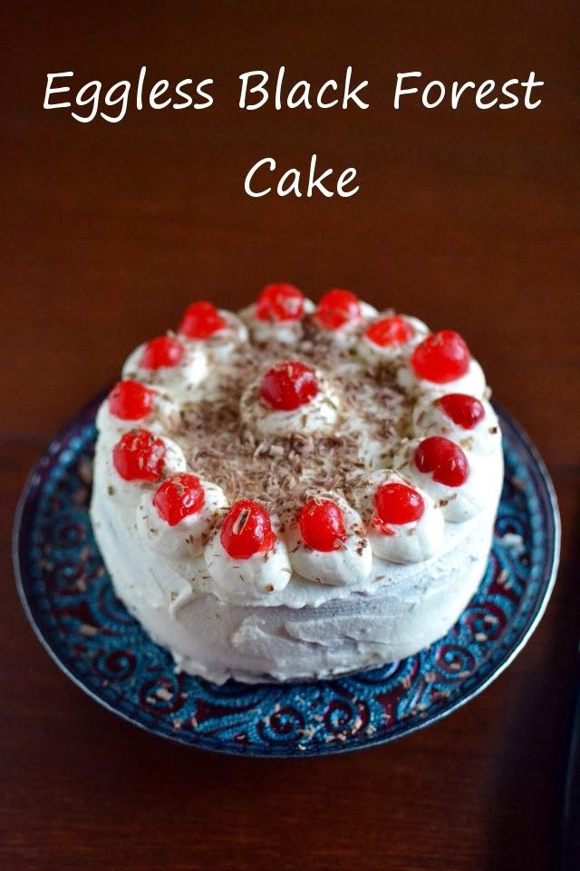 Black Forest Cake Rak S Kitchen