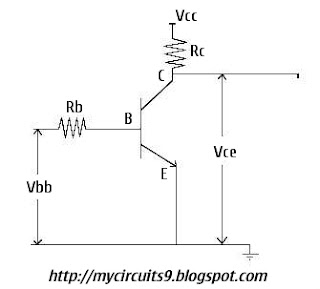 bjt as a switch principle
